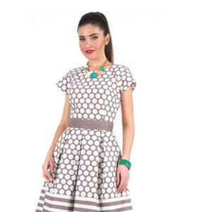 1001 7027 1 300x300 - Платье средней длины из хлопка 1001-7027-1