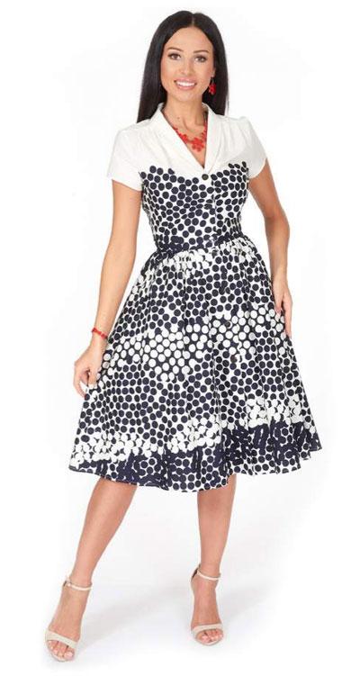 1001 7059 1 - Платье 1001-7059