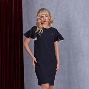 63221 300x300 - Черное платье 63221