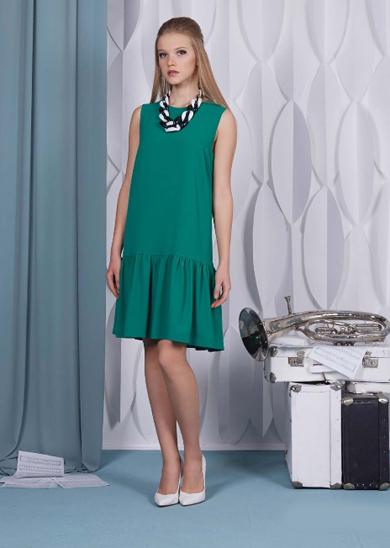 78802 1 - Платье 78802 зеленое