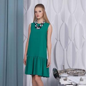 78802 300x300 - Платье 78802 зеленое
