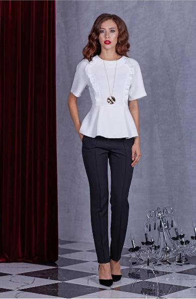 92501 1 - Блуза 92501 белая