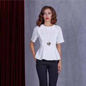 92501 300x300 - Блуза 92501 белая