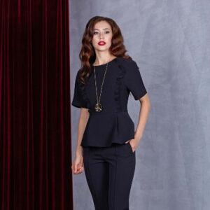 92502 300x300 - Блуза 92502 черная