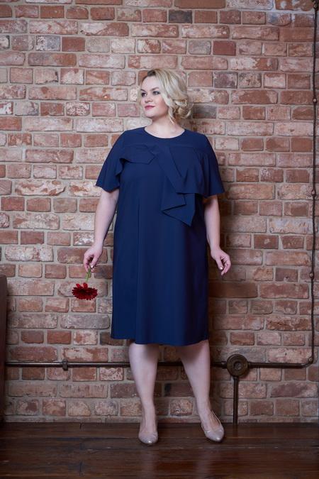 plate topsi sinij 2 - Платье Топси синее