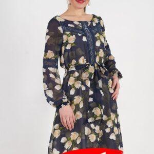 363343220181018175536 1 300x300 - Платье синее с цветами LV-LAVDS7023