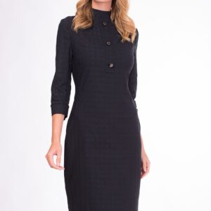 373369220190827171526 300x300 - Платье чёрное LV-VZD911099