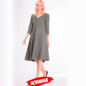 5099 300x300 - Платье зеленое LV-VZD908725