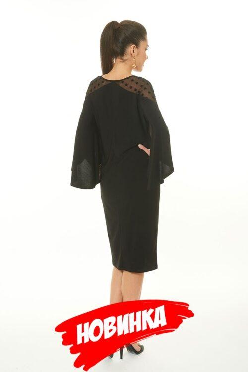 635920920181018090644 500x749 - Платье чёрное LV-LALDT8005