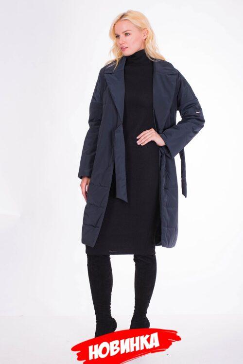 Пальто синее LV-VZU908118