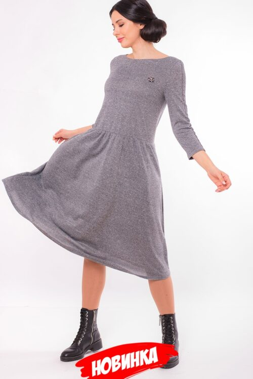 941196520181129202121 500x749 - Платье серое LV-AZDT8118