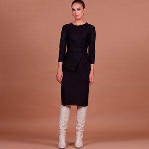 6506 300x300 - Платье 19901 черное