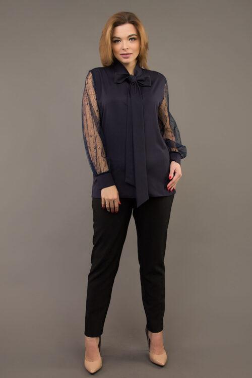 IMG 1021 500x750 - Блуза ТБ-13в пудровая