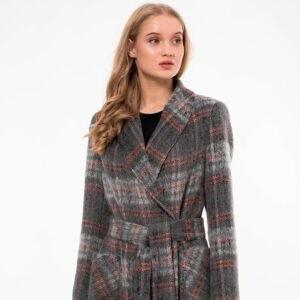 12955 300x300 - Клетчатое пальто