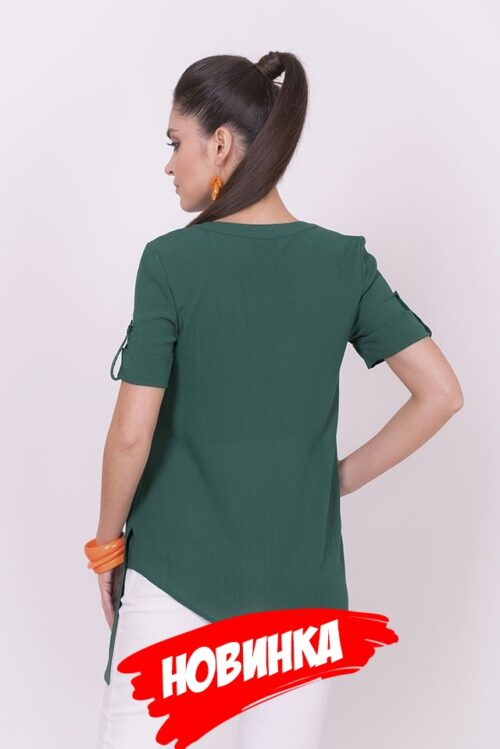 854753420181017201753 500x749 - Блуза зеленая