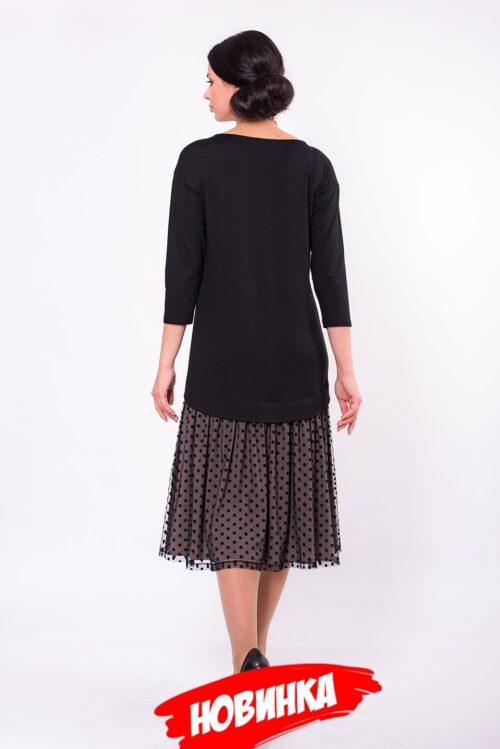 931288720181129202652 500x749 - Платье чёрное в стиле ретро