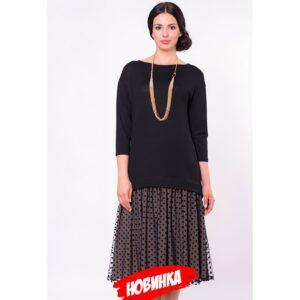 bez imeni18 300x300 - Платье чёрное в стиле ретро