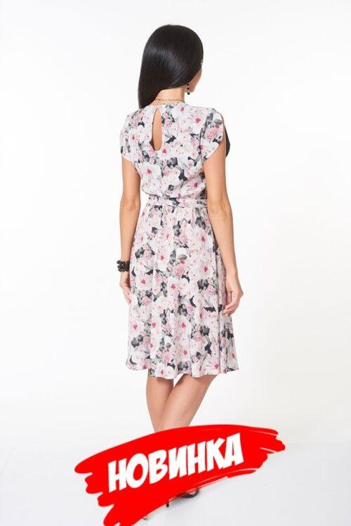 250399920181017205528 500x749 - Платье с цветочным принтом