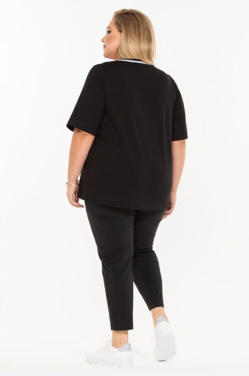 i62 1581929757 3 500x753 - Блуза черная